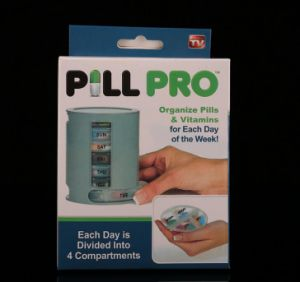 Pillpro Compact Organize Pill Vitamin Storage pictures & photos