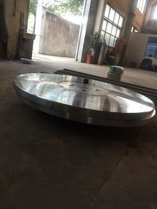 Forged Disc Big Size Alloy Steel pictures & photos