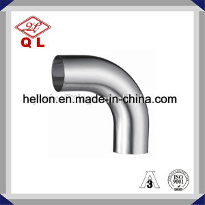 Ss304 or Ss316 Sanitary Stainless Steel 45 Degree Elbow pictures & photos