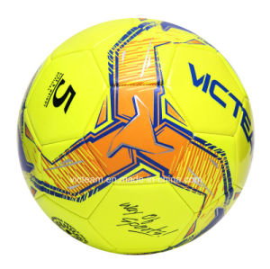 Official Size Smooth Different Colors Soccer Ball pictures & photos