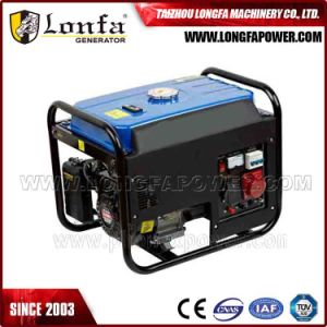 6.5HP 2.5kVA Three Phase 380V Small Gasoline Generator pictures & photos