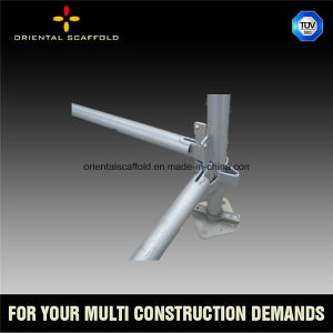 Steel Pipe Kwikstage System for Slab Support Prop pictures & photos