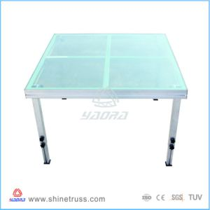Aluminum Outdoor Staging Portable Stage pictures & photos