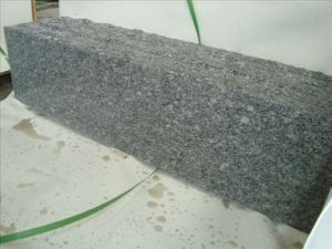 Chinese Granite G602 Sandblasted Tile pictures & photos