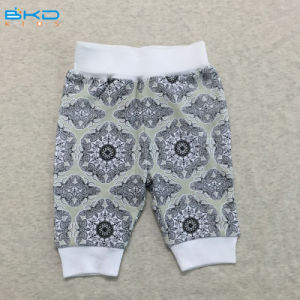 Latest Style Baby Wear OEM Unisex Clothes Newborn Legging pictures & photos