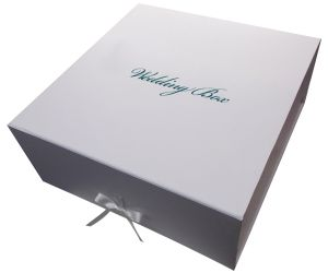 Cardboard Packing Box with Ribbon (colorful) pictures & photos
