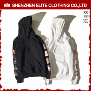 Wholesale Bulk Customized Printed Men Cotton Casual Hoody (ELTHSJ-1184) pictures & photos