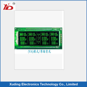 Segment Custom LCD with White Backlight LCD Display Module pictures & photos