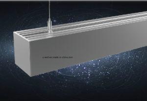 Pendant Suspended Aluminum Profile LED Linear Light 5575