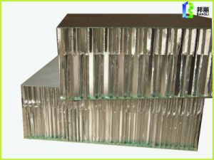 Aluminum Honeycomb Composite Panel Application for Curtain Wall Material pictures & photos
