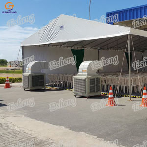 Industrialworkshop Floor Stand Air Cooler Portable Evaporative Air Cooler pictures & photos