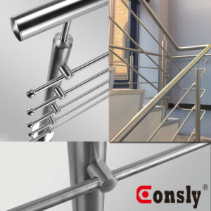 Glass Railing Handrail Fixed Top Support/Handrail Bracket pictures & photos