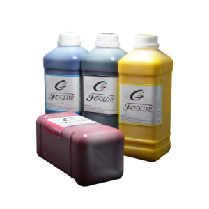 Factory Price Dx4 Dx5 Dx7 Eco Solvent Ink for Mutoh/Roland/Mimaki/Galaxy Printer with 6 Colors pictures & photos