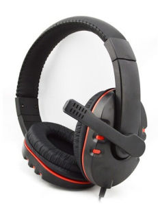 OEM USB Gaming PC Headset with Microphone pictures & photos