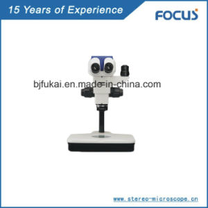 Microscope with Zoom Lens pictures & photos