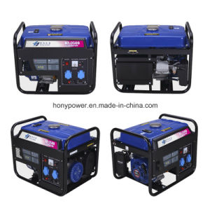 3kw Portable Gasoline Generator Air-Cooled Generator pictures & photos