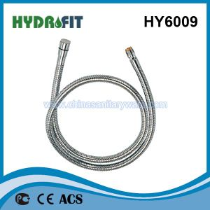 Shower Hose (PVC shower hose special golden) Hy6009 pictures & photos