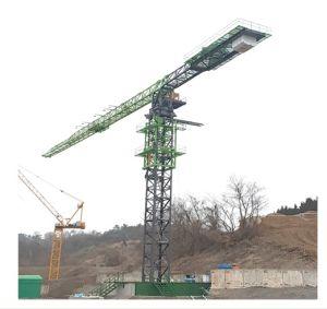 Ce Certified Topless Max Jib 70m Max Load 16ton Tower Crane