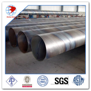 36inch 18mm St37-2 Carbon Steel SSAW Pipe pictures & photos