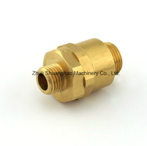 Coffeemaker Parts Precision Parts Brass Machining Parts pictures & photos
