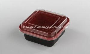 350ml Disposable Plastic Dessert to-Go Food Box pictures & photos