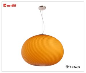 Newest Design Glass Chandelier LED Modern Pendant Light Lamp pictures & photos
