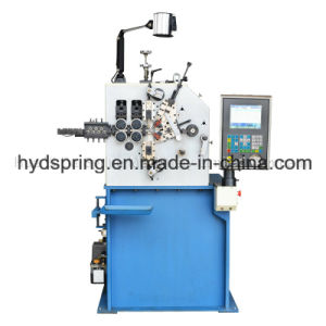 CNC Automatic Spring Coiling Machine with 2 Axis pictures & photos