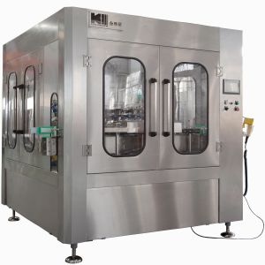 Complete Automatic Glass Bottle Water Filling Equipment pictures & photos