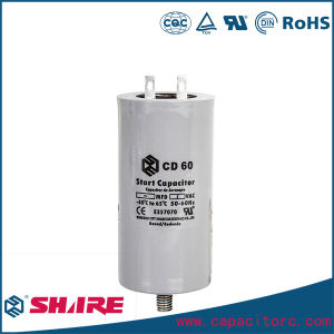 Electric Sk 2.5UF 350V Fan Capacitor pictures & photos