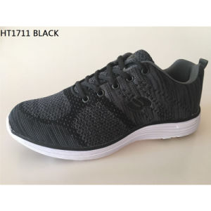 2017 New Sport Shoes, Fashion Flyknit Upper Casual Shoes, Style No.: Running Shoes-1711 Zapato pictures & photos