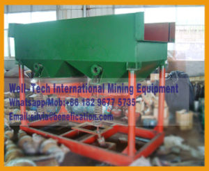 Tungsten Jig Tin Ore Processing Plant Jigging Machine pictures & photos