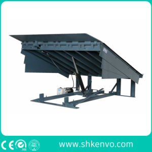 Stationary Automatic Adjustable Warehouse Loading Platform for Loading Bay pictures & photos