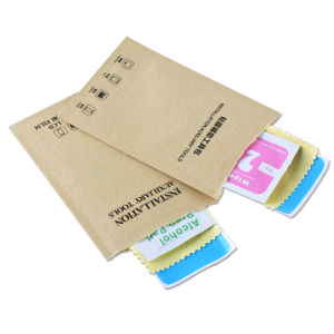 Disposable Multi-Purpose Wet Dry Cleaning Wipes for Mobile Phone