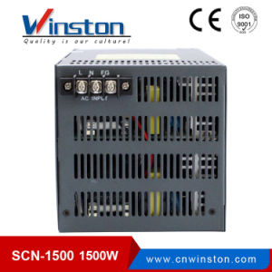 Scn-1500 Series Single Output Switching Power Supply with Ce pictures & photos