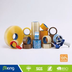 Packing Brand BOPP Super Clear Packing Tape pictures & photos