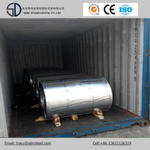 SPCC-SD DC01 Cold Rolled Steel Coil pictures & photos