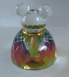 Crystal Beautiful Car Perfume Bottles Glass pictures & photos
