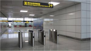 Facial Recognition Automatic Gate for Ticketing System pictures & photos