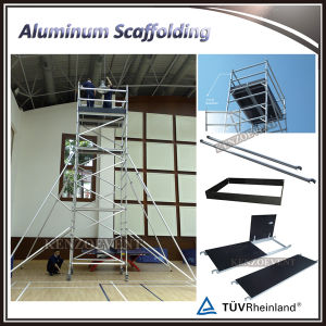 Portable and Durable Mobile Scaffold for Construction pictures & photos