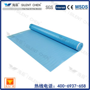 Recyclable EPE Foam with PE Film Underlay (EPE20-2) pictures & photos