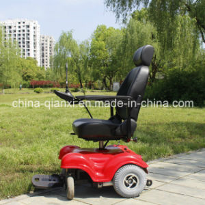 Handicapped Electric Wheelchair with Ce pictures & photos