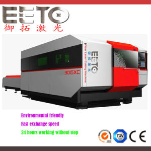 1500W Ipg/Raycus Fiber Laser Cutting Equipment (FLX3015-1500W) pictures & photos