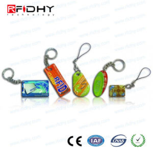 Ntag213 Epoxy RFID NFC Keyfob pictures & photos
