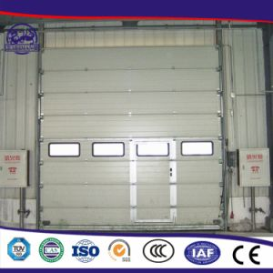 Overhead Warehouse Automatic Sectional Door pictures & photos
