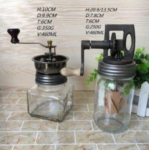 16oz Manual Glass Butter Churn/Butter Maker Jar pictures & photos