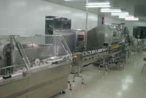 Hot Tablet/Capsule Counting and Packing Machine Line (SF-12) pictures & photos