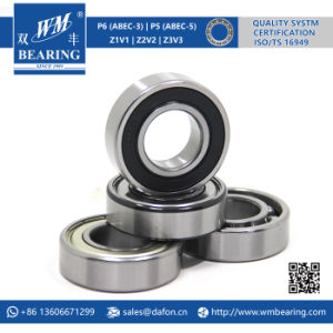 6206 2RS Zz Emq Electric Motor Deep Groove Ball Bearing pictures & photos