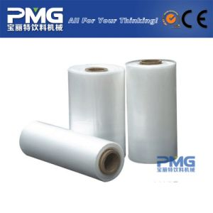 Top Rank PE Shrink Film Roll for Wrapping Bottles pictures & photos