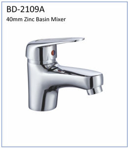 Bd2109b 40mm Single Lever Zinc Kitchen Faucet pictures & photos