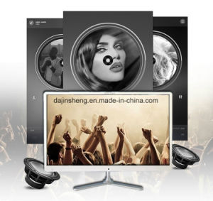 21.5 Inch LED Monitor All in One PC with 2g RAM pictures & photos
